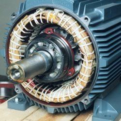 Manutenção Corretiva Motor Elétrico